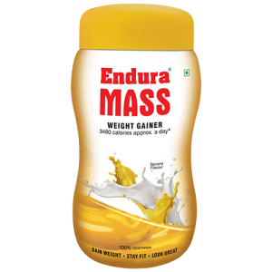 Endura Mass - Weight Gainer Supplements India