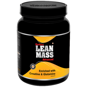Endura Lean Mass Advanced - Online mass gainer product in India