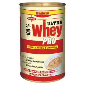 Endura Ultra Whey Pro - best protein powder in India