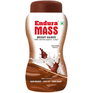 Endura Mass 1 kg Chocolate-1