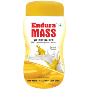 Endura Mass 500gm Banana-1