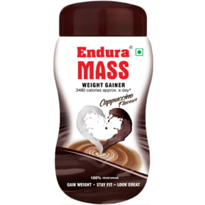 Endura Mass 500gm cappucino-1