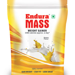 Endura Mass Banana 400gm-1