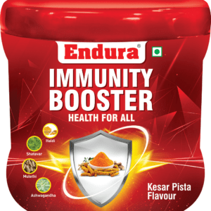 Immunity Booster 3D front