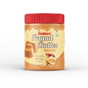 ENDURA PEANUT BUTTER SMOOTH FRONT