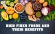 hIGH FIBER FOOD AND THEIR bENEFITS